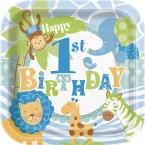 1.narodeniny blue Safari