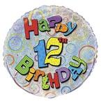 12. narodeniny
