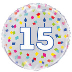 15. narodeniny