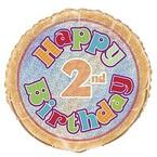 2. narodeniny
