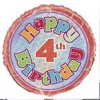 4. narodeniny