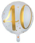 40. narodeniny