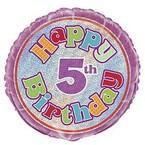 5. narodeniny