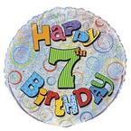 7. narodeniny