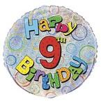 9. narodeniny