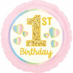 Balóny 1. narodeniny