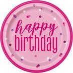 Birthday Pink párty