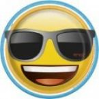 Emoji-Smiley párty