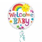 Fóliové balóny k narodeniu