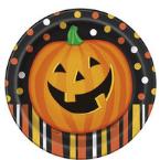 Halloween stolovanie