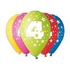 Latexové balóny s číslom