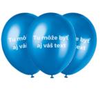 Potlač balónov