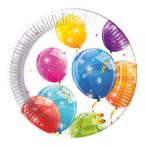 Sparkling Balloons