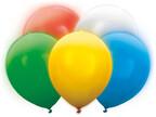 Svietiace LED balóny