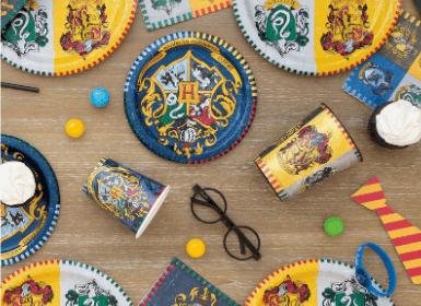 Kúzelná oslava v štýle Harryho Pottera: Prípravy a výzdoba