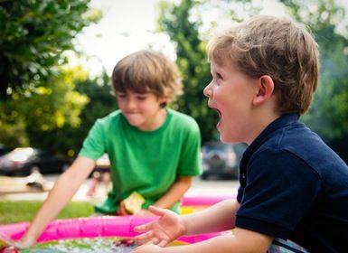 Ako zabaviť deti počas osláv