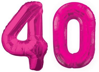 Oslava 40. narodenín