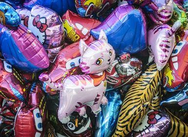 Mini fóliové balóniky