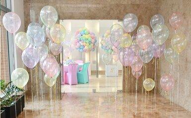 Keď potrebujete nafúkať balóny héliom...