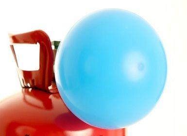 Koľko balónov nafúka jedna héliová fľaša?