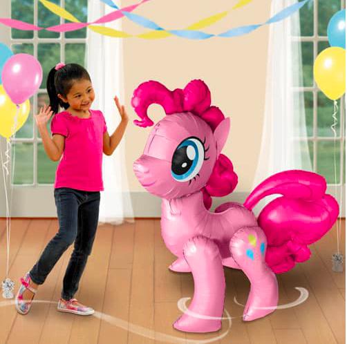Amscan Airwalker My Little Pony Pinkie Pie 119cm