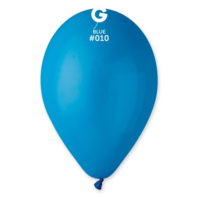Gemar Balóny modré 30cm 10ks