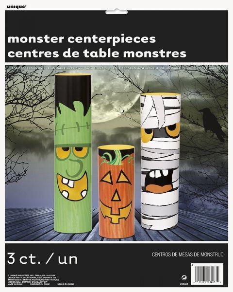 Unique Dekorácie na stôl Halloween príšerky