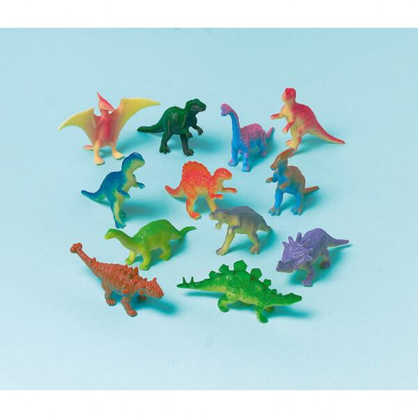 Amscan Dinosauri figurky 12ks