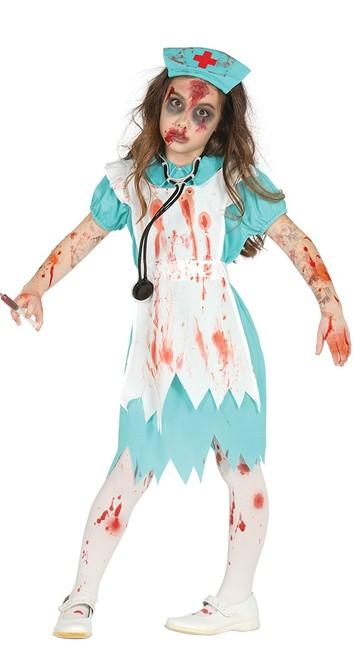Guirca Kostým Krvavá Sestrička 10-12 rokov