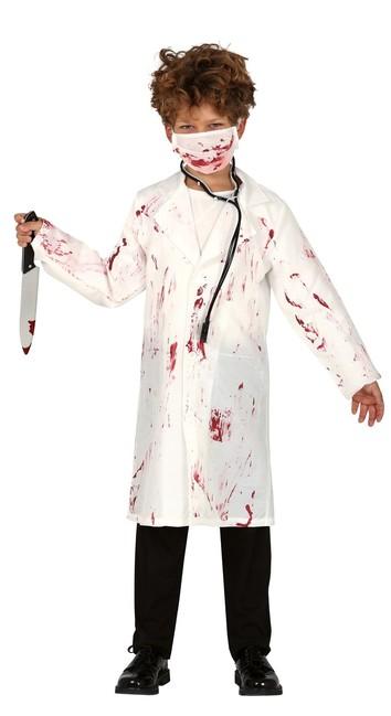 Guirca Kostým Krvavý lekár 7-9 rokov