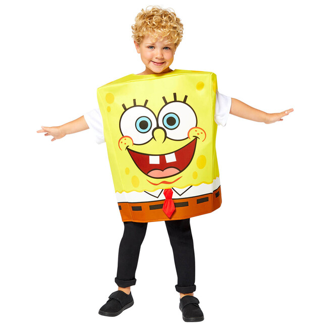 Amscan Kostým Spongebob 3-7 rokov