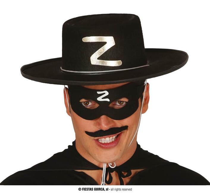 Guirca Maska na oči Zorro