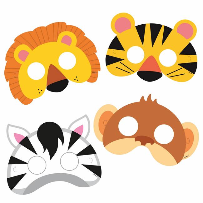 Unique Masky Animal Jungle 8ks