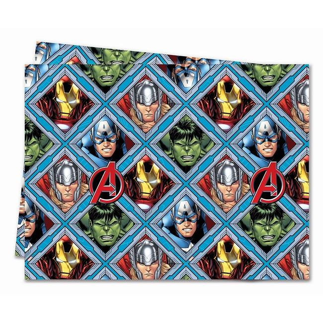 Procos Obrus Avengers plastový 120x180cm