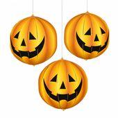 3D lampióny Halloween
