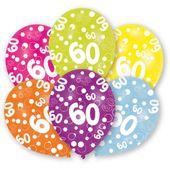 """Balóny """"60"""" multi"""
