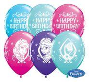 Balóny Frozen Happy Birthday