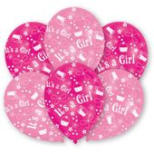 Balóny Iťs a girl 11