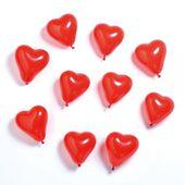 Balóny srdce 10 ks