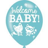 "Balóny Woodland ""Welcome Baby"""