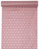 Behúň Cement Tile ružovo-zlatý