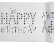 Behúň Happy Birthday