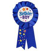 Chlapčenská narodeninová mašľa Happy Birthday