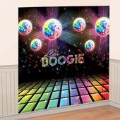 Dekorácia na stenu Boogie