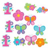 Dekorácie 1.narodeniny B-day Girl