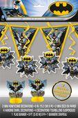 Dekoračná sada Batman