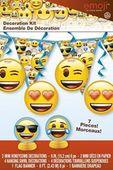 Dekoračná sada Cool Emoji
