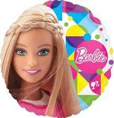 Fóliový balón Barbie