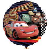 Fóliový balón Cars group