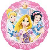 Fóliový balón Disney Princezné friends